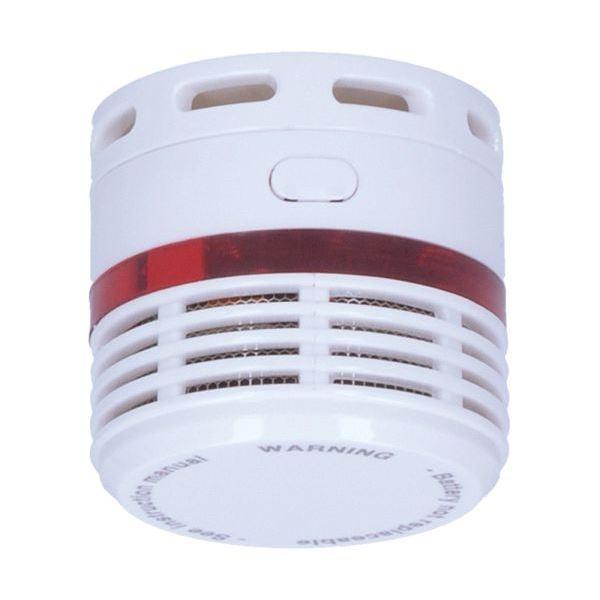 Solight detektor dymu + alarm, 85dB, 10 let životnosť, lithiová batéria