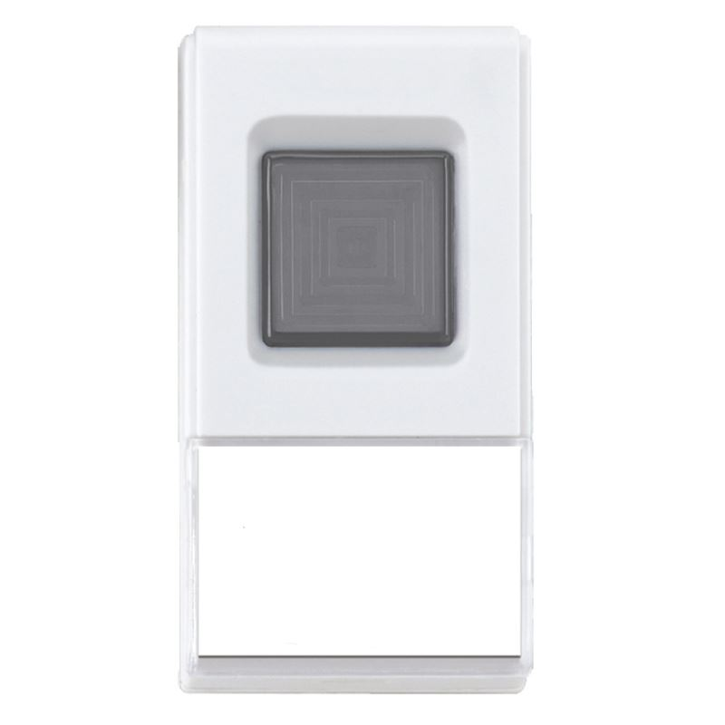 Solight bezdrôtové tlačidlo pre zvončeky 1L08,1L35x,1L4x,1L56x,1L57,1L65, dosah 120m