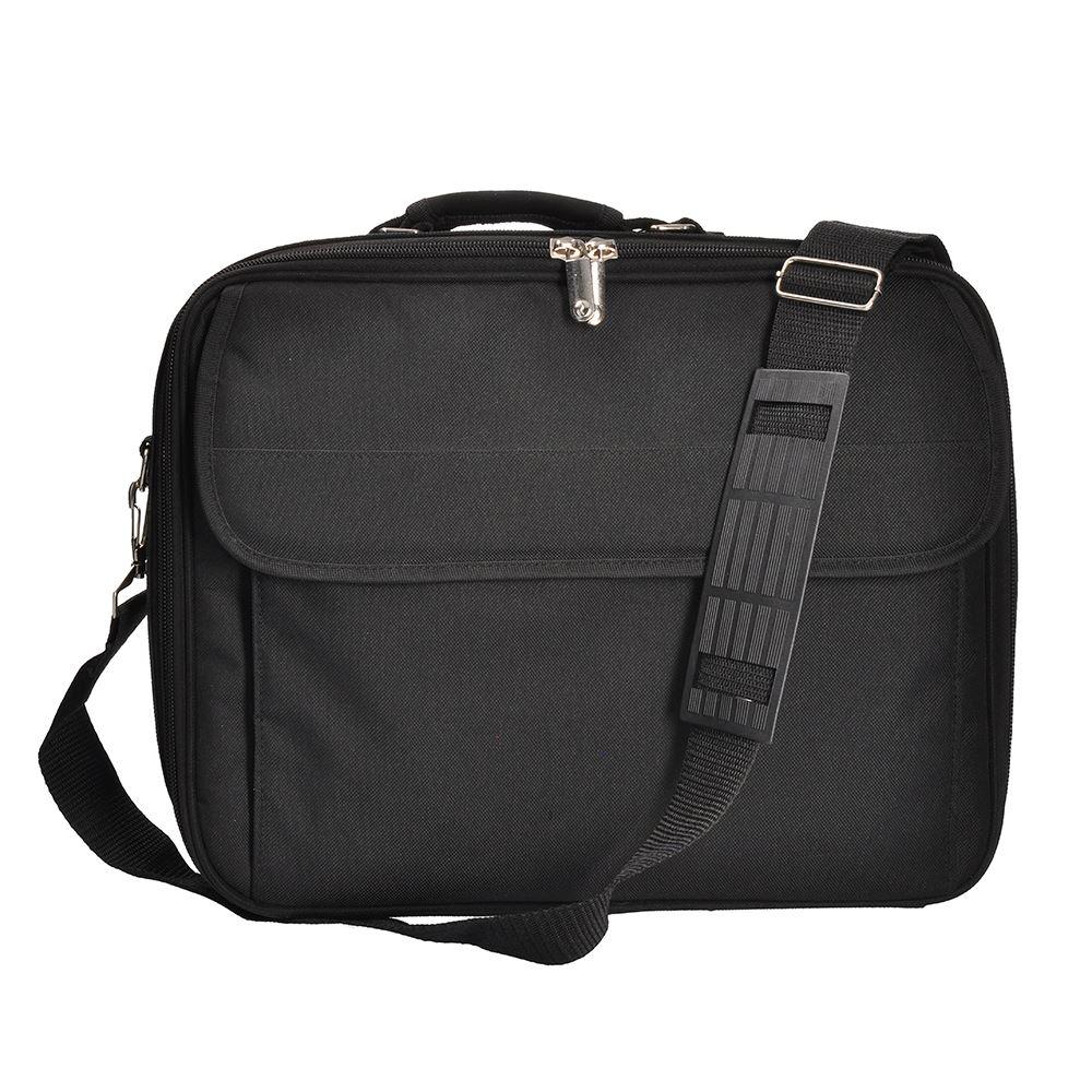 Solight klasická taška na notebook 15,4 - 16 , čierna