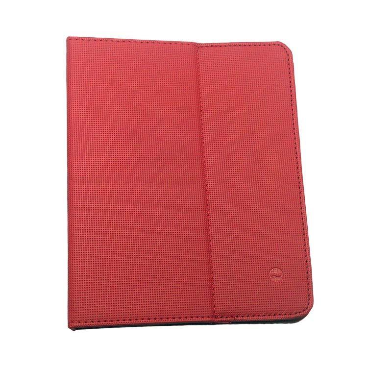 Solight univerzálne puzdro - dosky z polyuretánu pre tablet alebo čítačku 8 , červené