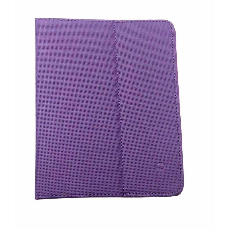Solight univerzálne puzdro - dosky z polyuretánu pre tablet alebo čítačku 8 , fialové