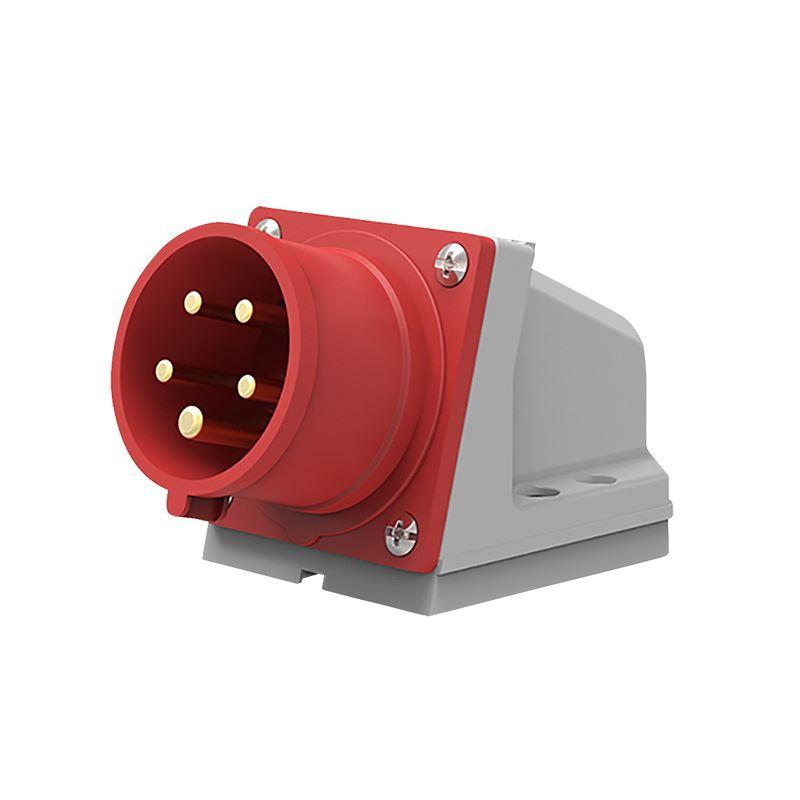 Solight prívodka nástenná, 5-pólová, 400v/16A, IP44