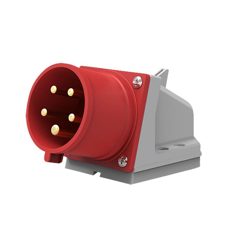Solight prívodka nástenná, 5-pólová, 400v/32A, IP44