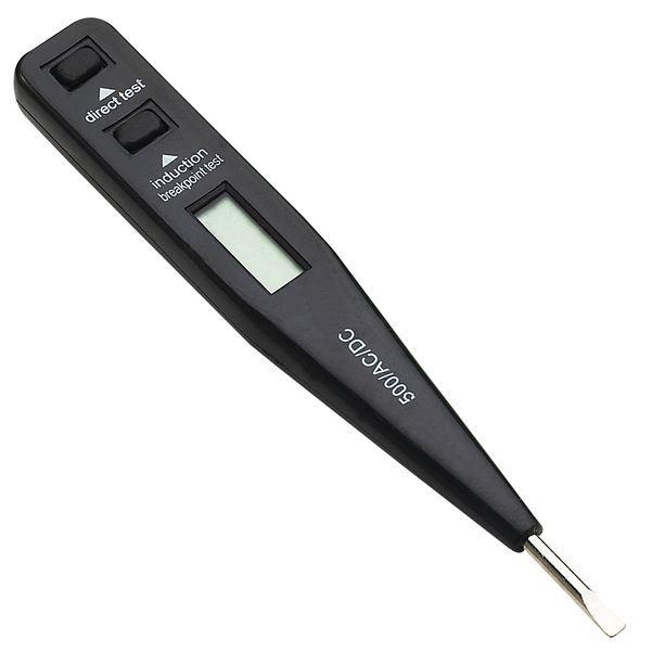 Solight skúšačka, LCD, AC napätie: 12 - 230V