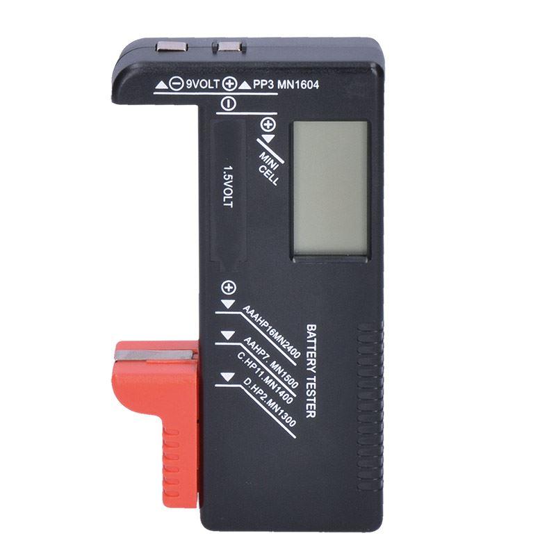 Solight tester batérií pro 1,5V a 9V batérií