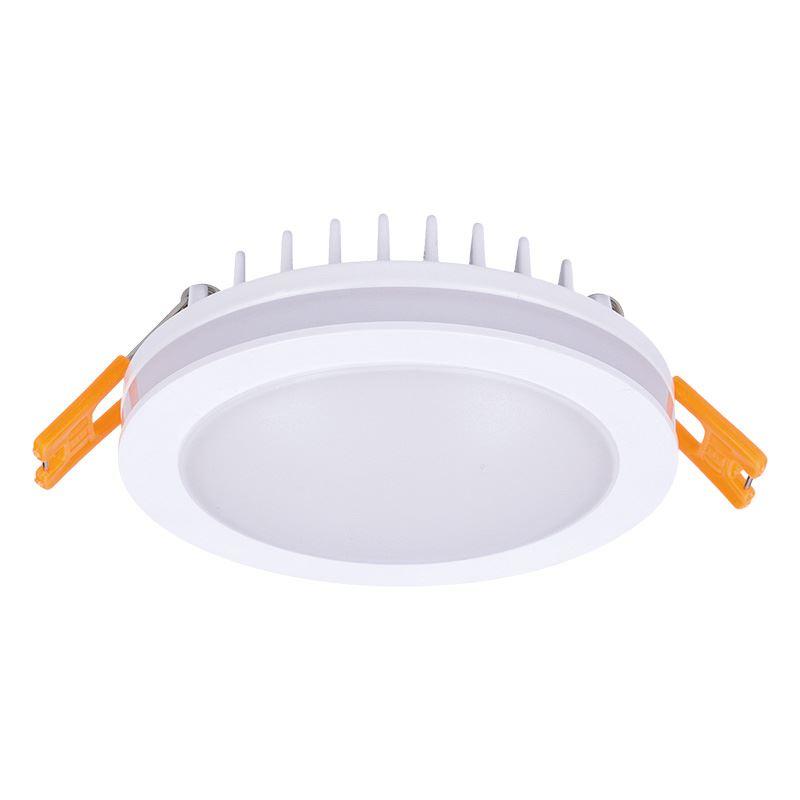 Solight LED podhľadové svietidlo, 10W, 800lm, 4000K, IP44, okrúhle