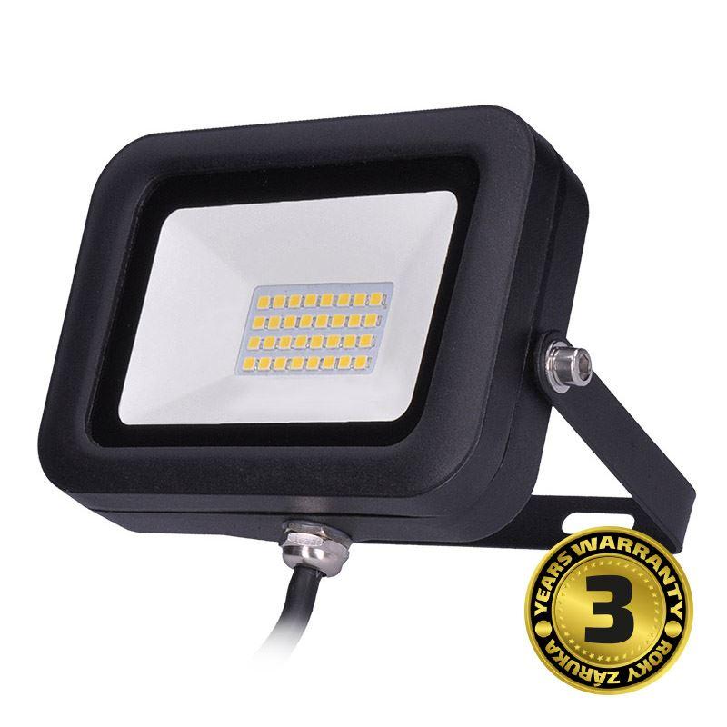 Solight LED reflektor PRO, 30W, 2550lm, 5000K, IP65