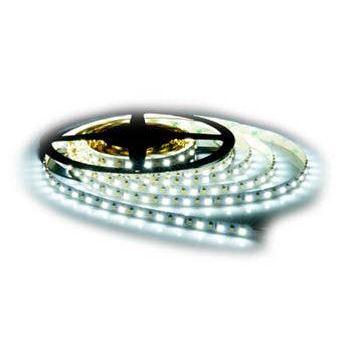 Solight LED svetelný pás, 5m, SMD2835 60LED/m, 12W/m, IP20, studená biela