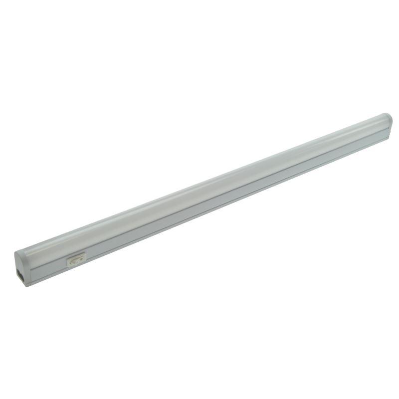 Solight LED kuchynské svietidlo T5, vypínač, 9W, 4100K, 54cm