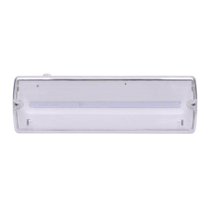 Solight LED núdzové osvetlenie, 3,2W, 175l, IP65, NiCd 800mAh batérie, testovacie tlačidlo