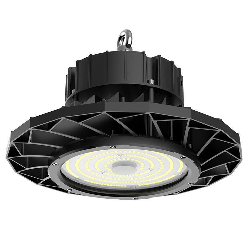 Solight High bay, 200W, 26000lm, 120°, Samsung LED, Lifud driver, 5000K, 1-10V stmievanie