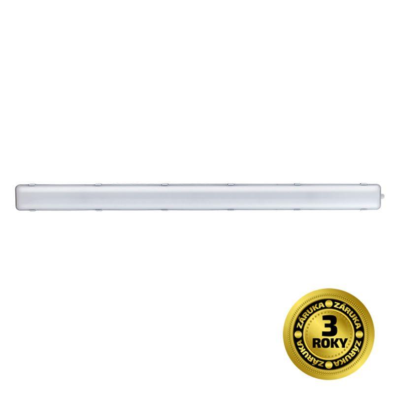 Solight LED osvetlenie prachotesné, IP65, 36W, 4200lm, 4000K, 123cm, Lifud, 3 roky záruka