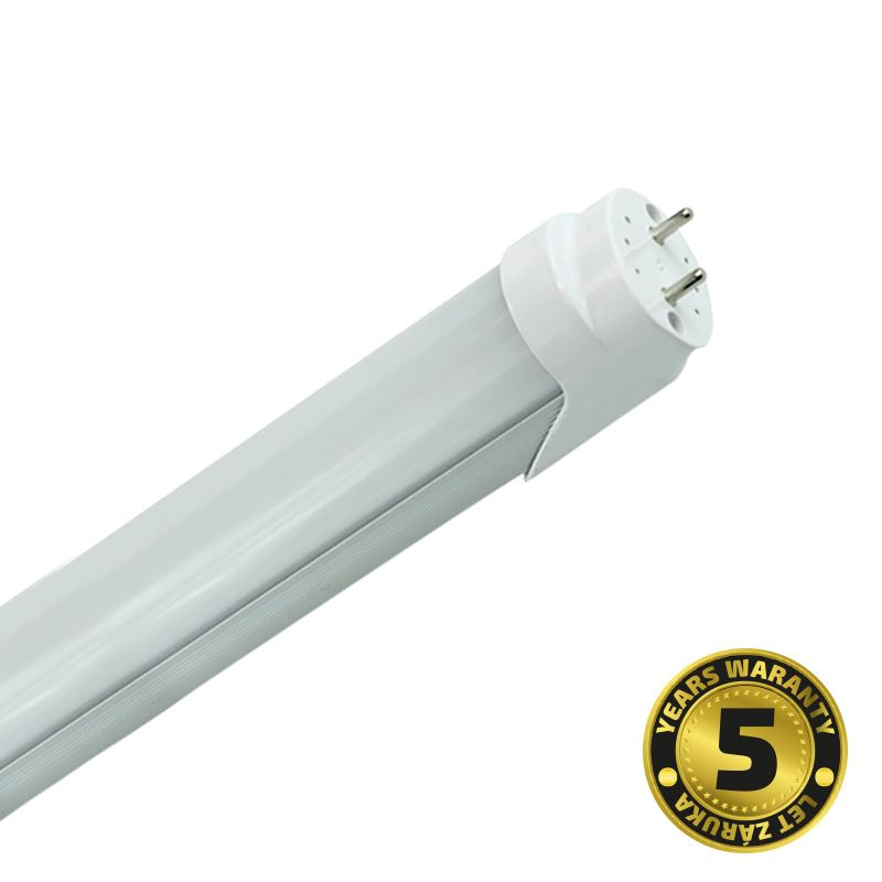 Solight LED žiarivka lineárna PRO+, T8, 18W, 2520lm, 5000K, 120cm, Alu + PC