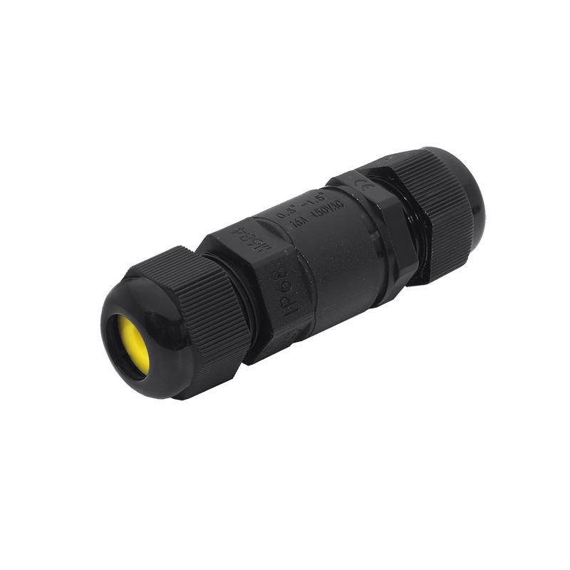 Solight káblová vodotesná spojka uni, IP68, 5-9 / 9-12mm, max 2,5mm2