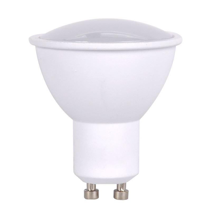 Solight LED žiarovka, bodová , 3W, GU10, 4000K, 260lm, biela
