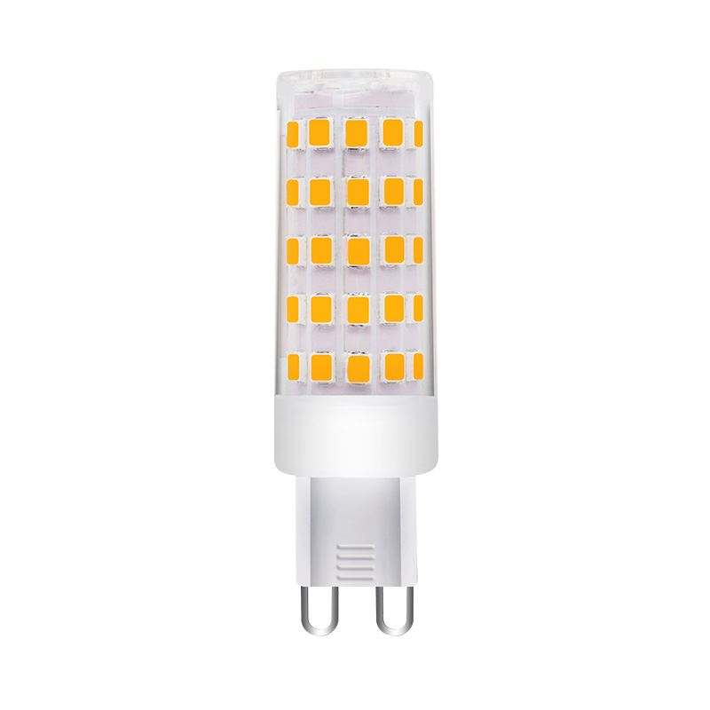 Solight LED žiarovka G9, 6,0W, 3000K, 600lm